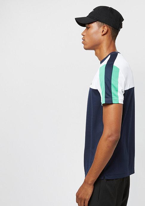 Lacoste Tennis white/navy blue-papeete