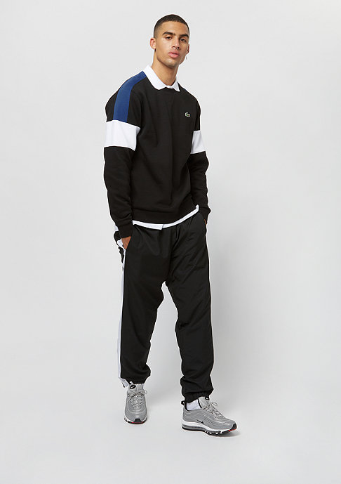 Lacoste Sweatshirt black/inkwell-white