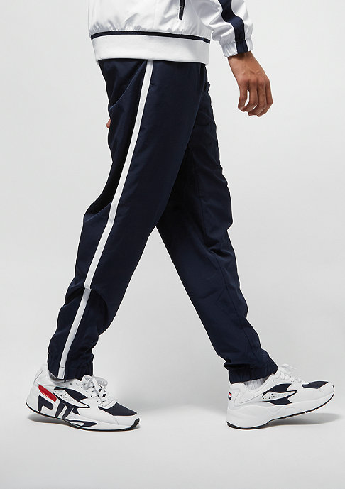 Lacoste Tracksuit white/navy blue-papeete