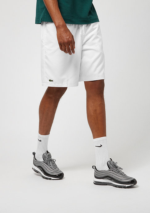 Lacoste Shorts white