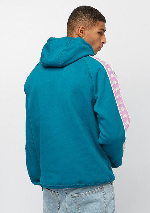Kappa Hooded Sweatshirt deep ocean