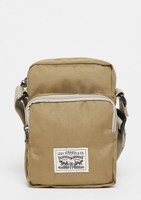 Levis L Series Small Cross Bag sand