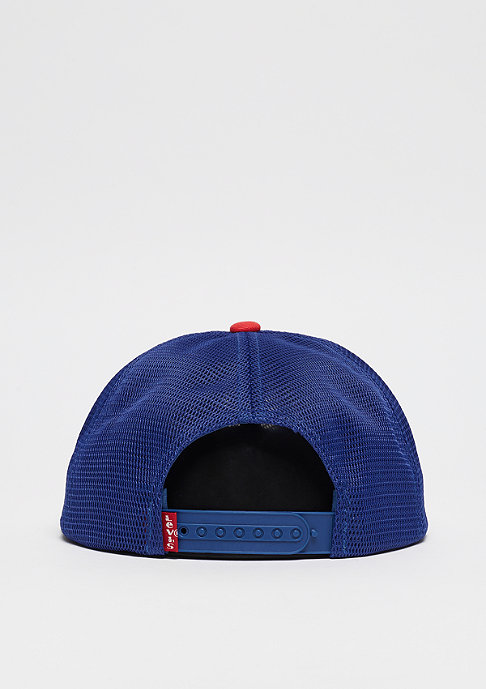 Levis Delivery Trucker royal blue