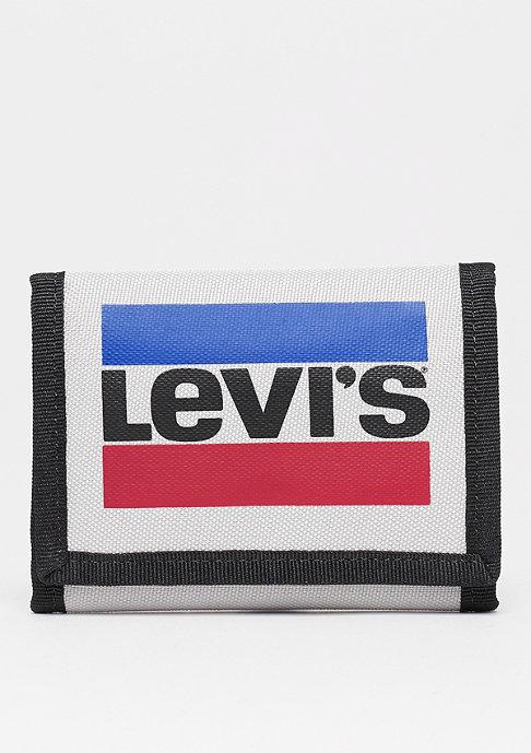 Levis Sportswear Branding Trifold light grey