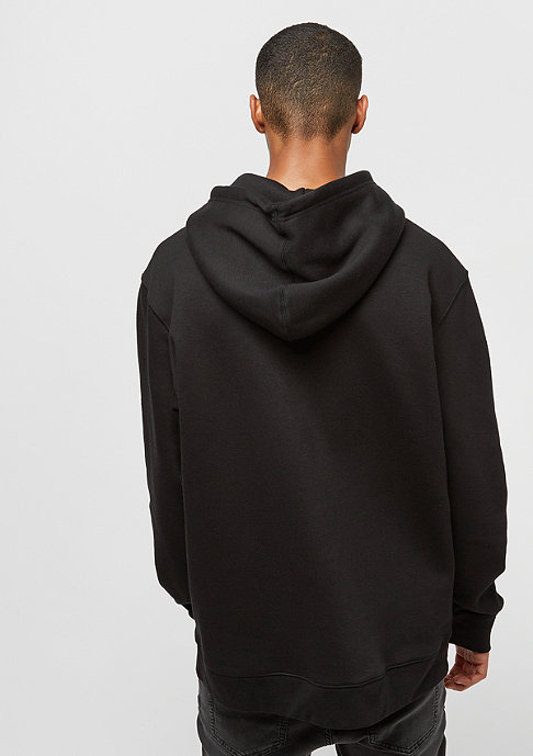 Cheap Monday Pullover hood Skull badge black