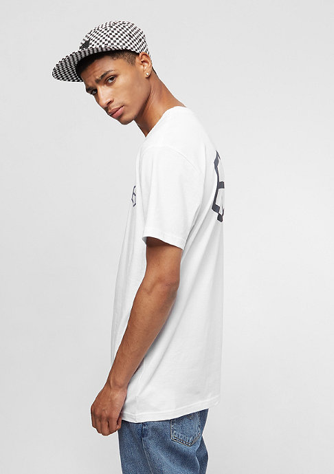 RVCA Short Sleeve white