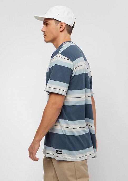 RVCA Oxnard Stripe seattle blue