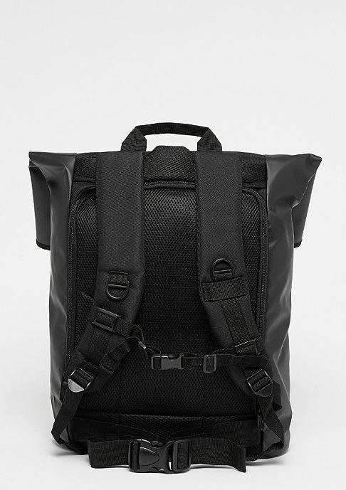 Urban Classics Messenger Backpack folded balck
