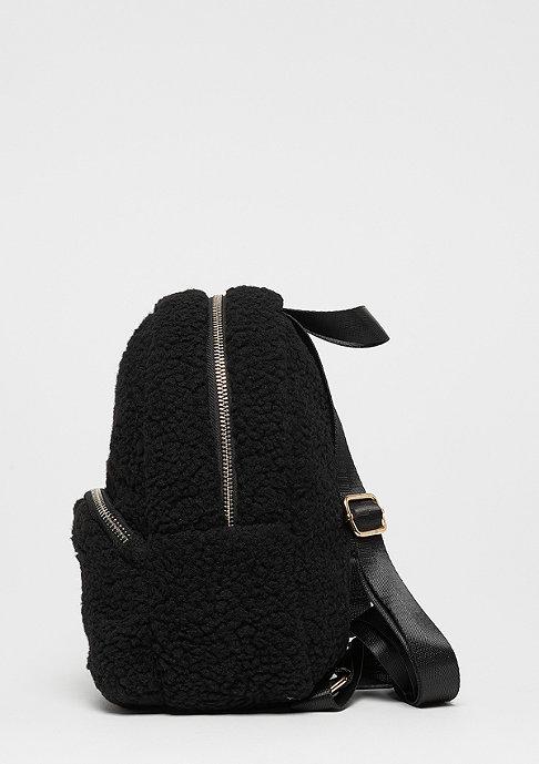 Urban Classics Sherpa Mini Backpack black