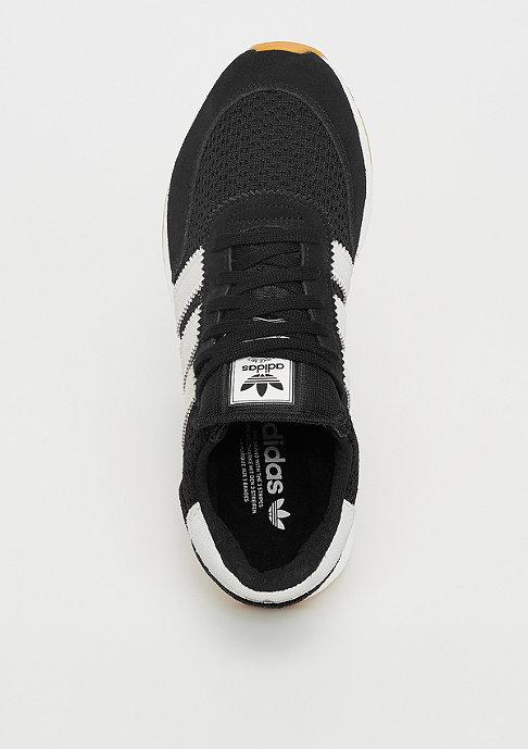 adidas I-5923 core black/crystal white/tactile yellow