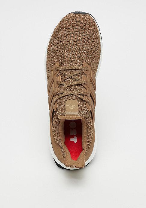 adidas Running  UltraBOOST raw desert/raw desert/base green