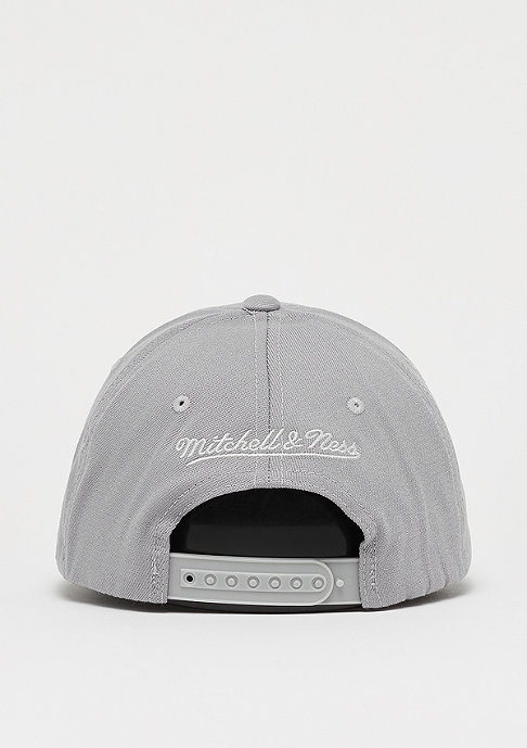 Mitchell & Ness Script Low Pro 110 Curved Snap bedrock grey