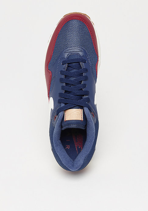 NIKE Air Max 1 navy/sail/team red/sail