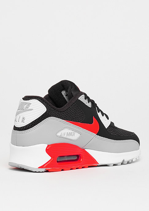 NIKE Air Max 90 Essential wolf grey/bright crimson/black/white