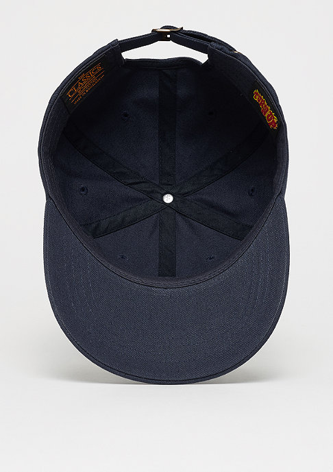 Turn Up Humble Dad Cap navy