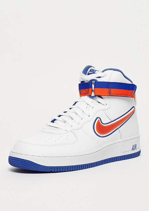 NIKE Air Force 1 High '07 LV8 white/team orange/game royal