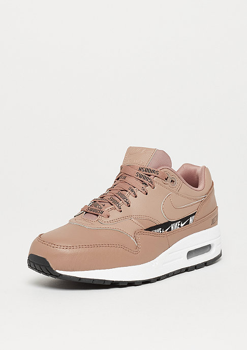 NIKE Air Max 1 desert dust/desert dust-black-white