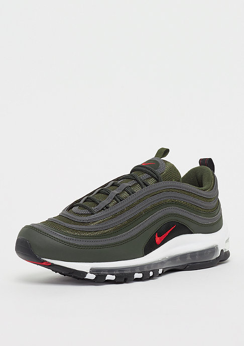 NIKE Air Max 97 sequoia/university red/dark grey