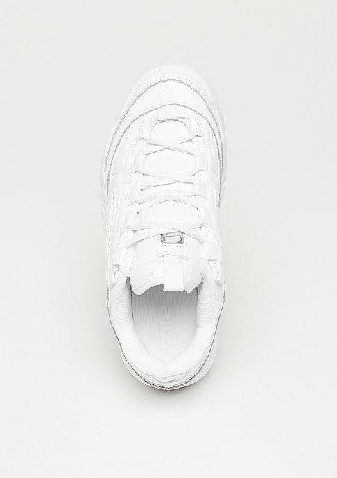Fila Wmn D Formation White/White/White
