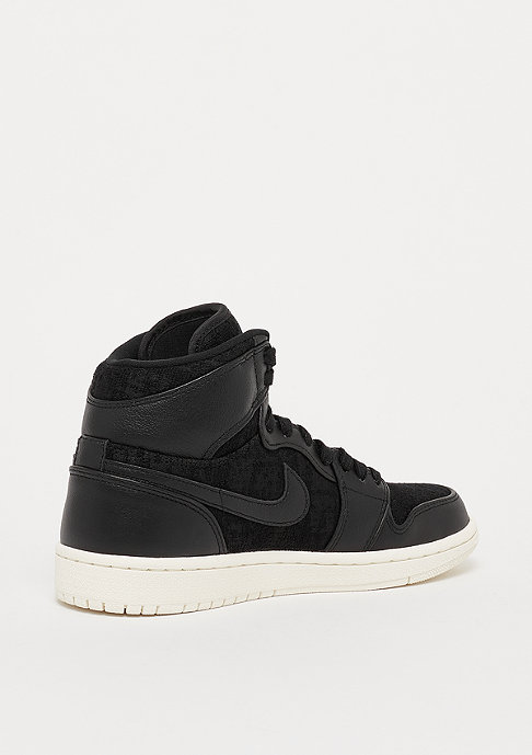 JORDAN Air Jordan 1 Retro High Premium black/black