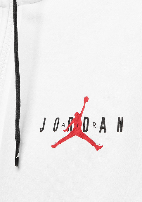 JORDAN Jumpman Air FZ white/gym red