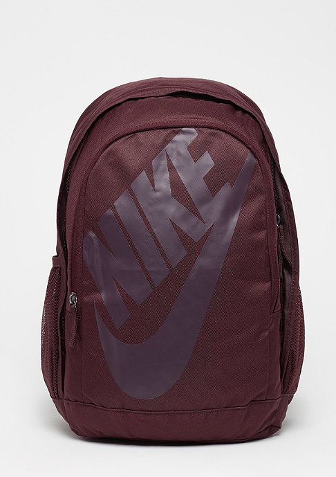 NIKE Hayward Futura Backpack burgundy crush/burgundy ash