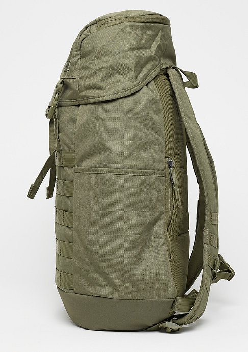 NIKE AF-1 Backpack medium olive/medium olive/black