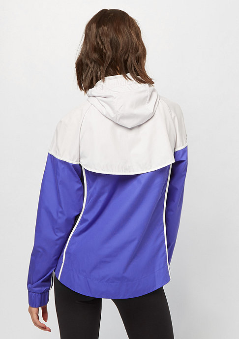 NIKE NSW Jacket persian violet/vast grey/sail