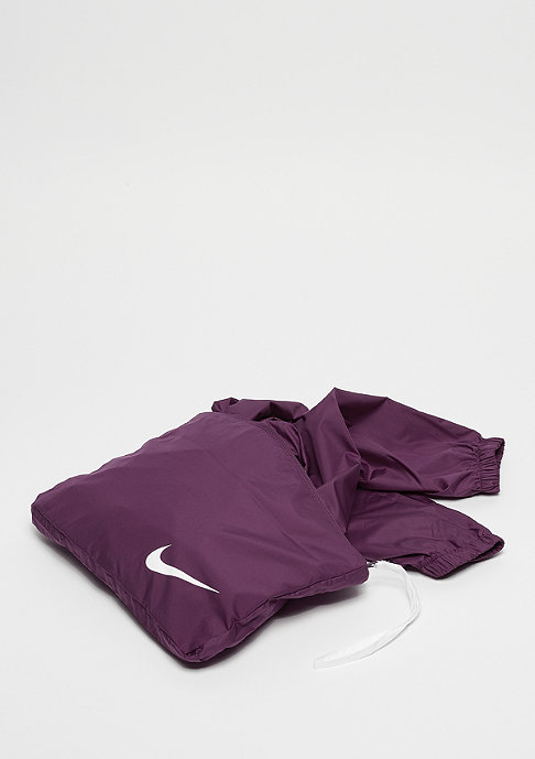NIKE NSW Swoosh Packable bordeaux/white