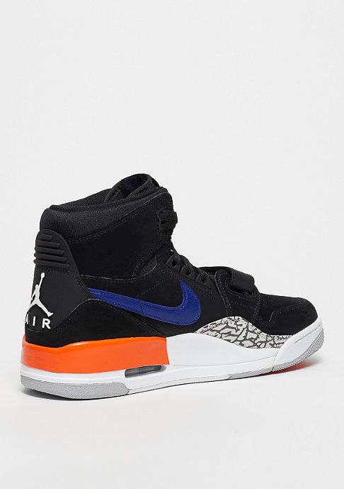 JORDAN Air Jordan Legacy 312 Knicks black/rush blue-brilliant orange
