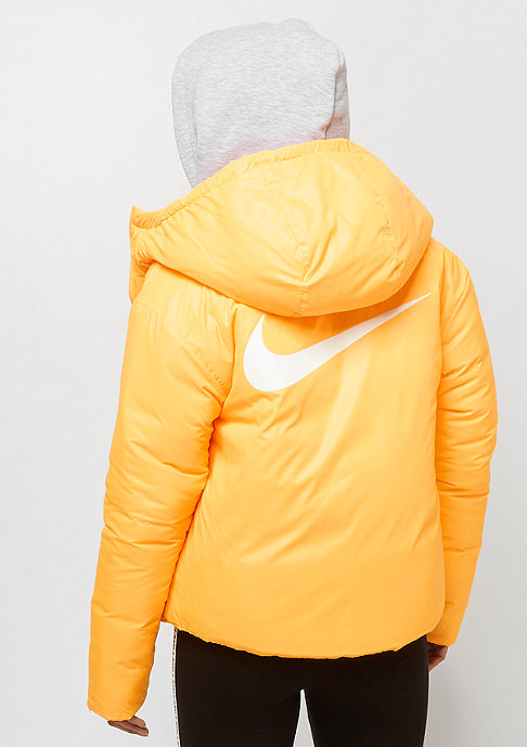 NIKE NSW Syn Fill Jacket Rev laser orange/white