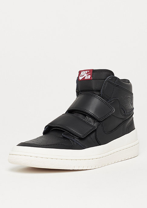 JORDAN Air Jordan 1 Retro High Double Strap black/gym red/sail