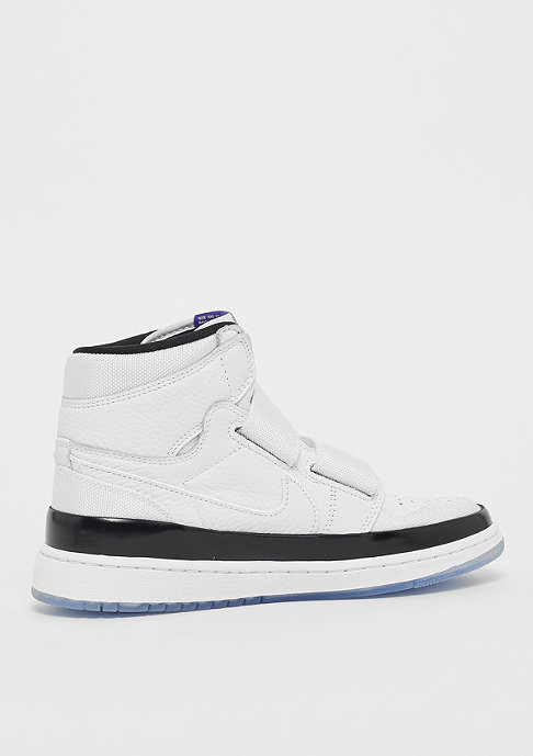 JORDAN Air Jordan 1 Retro High Double Strap white/dark concord/blac