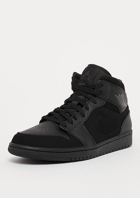 JORDAN Air Jordan 1 Mid  black/dark smoke grey/black