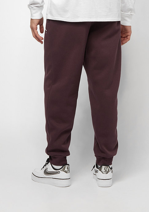 JORDAN Jumpman Fleece burgundy crush white