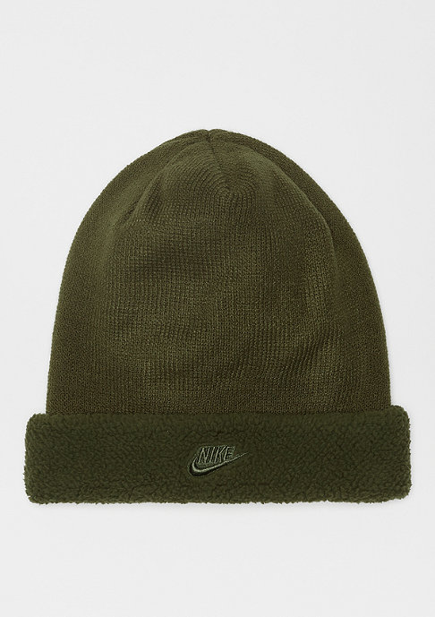 NIKE NSW Sherpa olive canvas/olive canvas