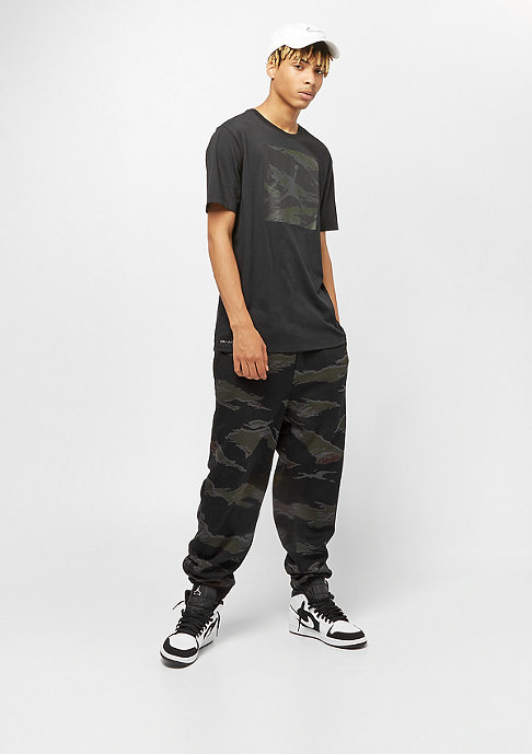 JORDAN Jumpman Fleece Camo black white