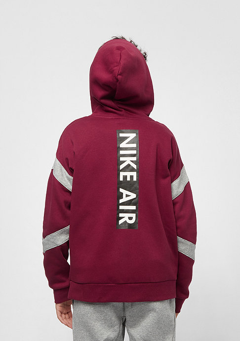 NIKE Junior B NK AIR team red/team red/dk grey heather