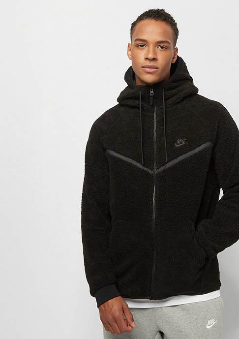 NIKE NSW WR Tech Icon Sherpa black/black