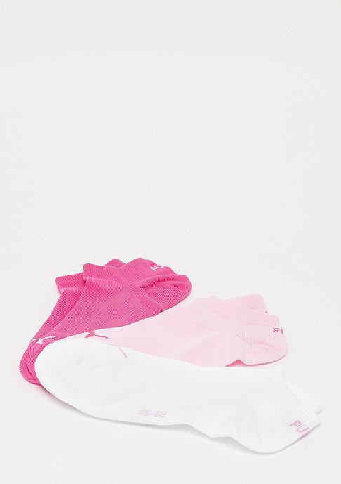 Puma Sneaker Plain 3P pink lady