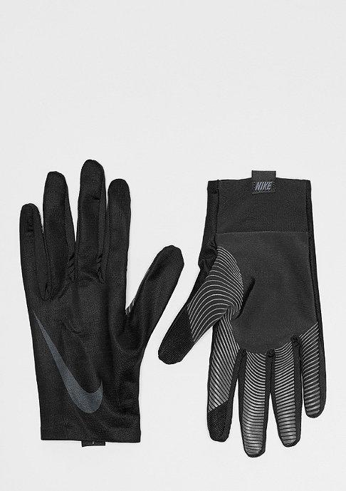 NIKE Pro Warm Liner Gloves black/black/dark grey