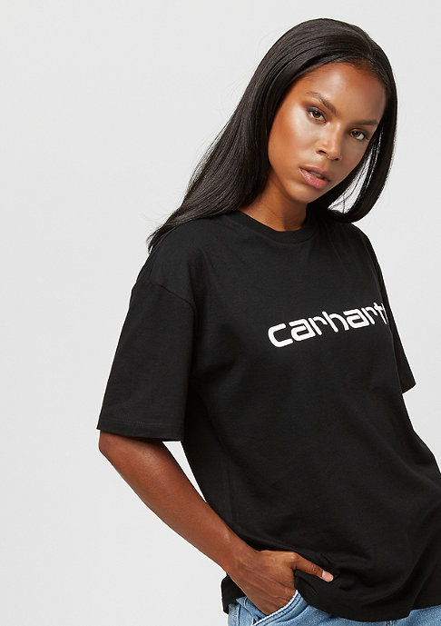 Carhartt WIP Script black/white