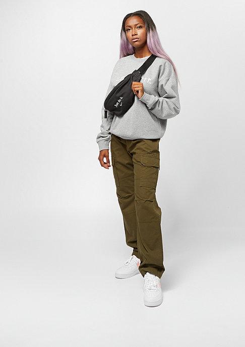 Carhartt WIP Sweatshirt grey heather/white