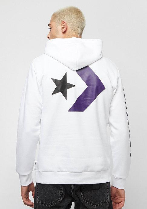 Converse Star Chevron Graphic white