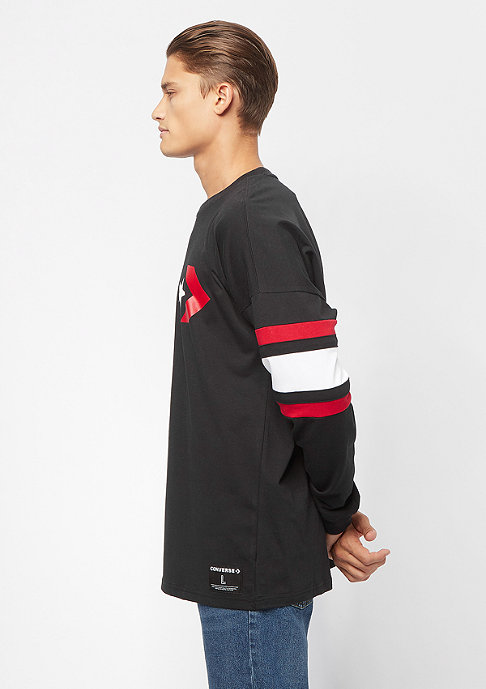 Converse Chevron Football Jersey black
