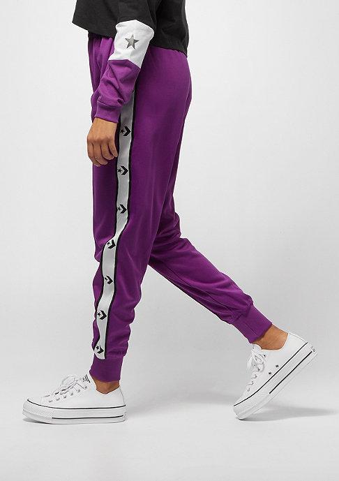 Converse Chevron Track Pant icon violet