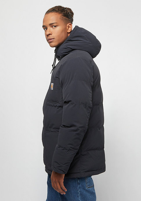 Carhartt WIP Alpine Coat dark navy/hamilton brown