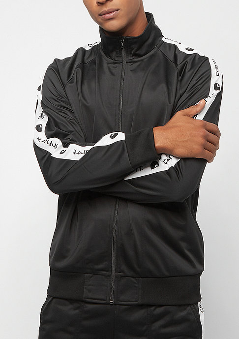 Carhartt WIP Goodwin Track black/white