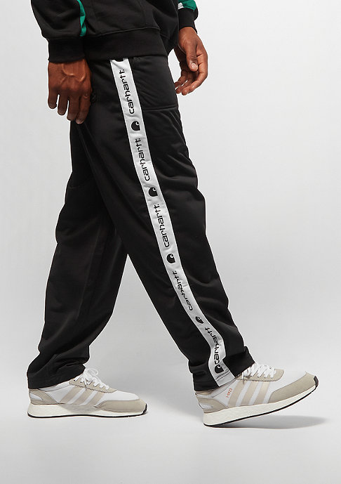 Carhartt WIP Goodwin Track Pant black/white