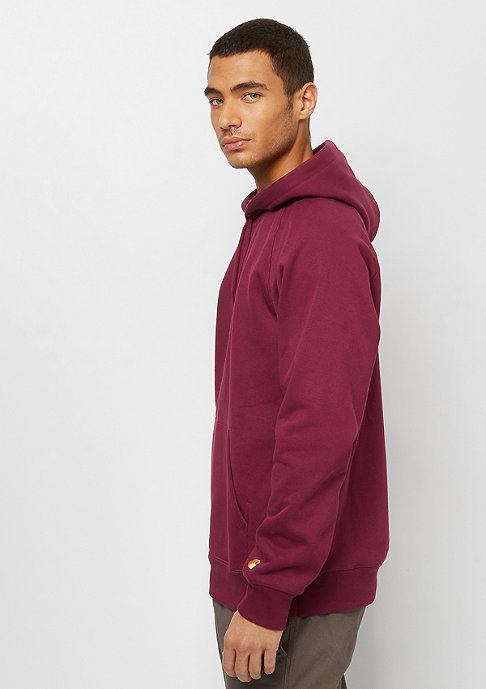Carhartt WIP Chase mulberry/ gold